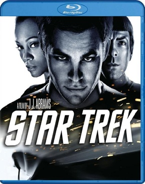 Star Trek 1 - Blu-ray cover