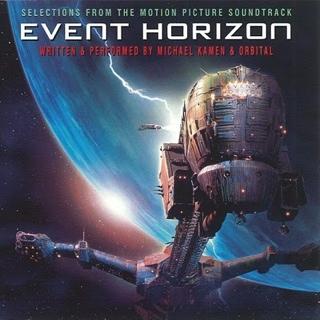 Event Horizon - Laser Disc cover