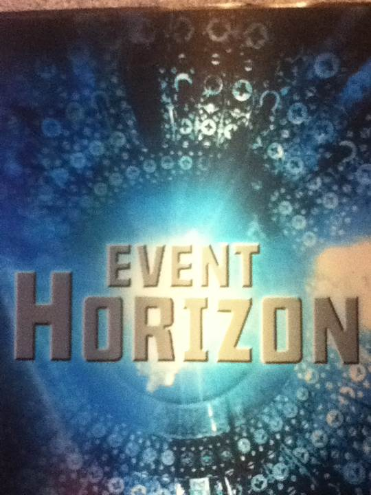 Event Horizon - UMD cover