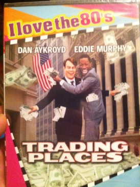 Trading Places - DVD cover