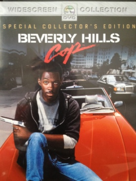 Beverly Hills Cop - Video CD cover