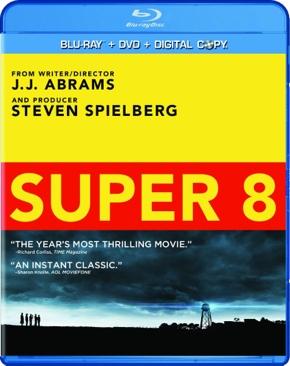 Super 8 - UMD cover