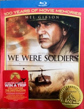 We Were Soldiers - Blu-ray cover
