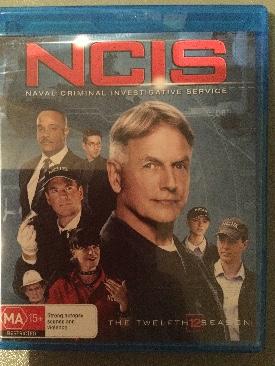 NCIS - DVD cover