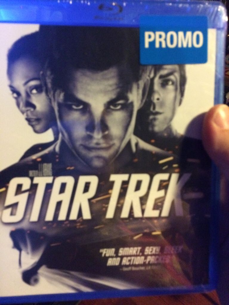 Star Trek -  cover