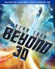 Star Trek 13: Beyond - Blu-ray cover