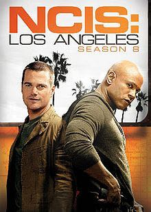 NCIS: Los Angeles -  cover