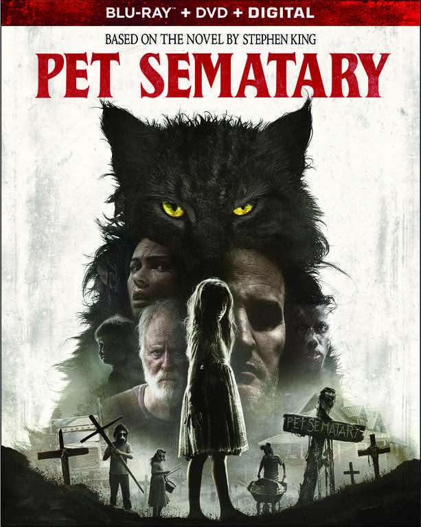 Stephen King's Pet Sematary -  cover
