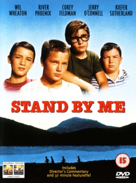 Stand By Me - Video CD cover