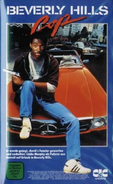 Beverly Hills Cop - VHS cover