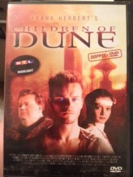 Children Of Dune - DVD cover