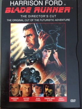Blade Runner - DVD cover