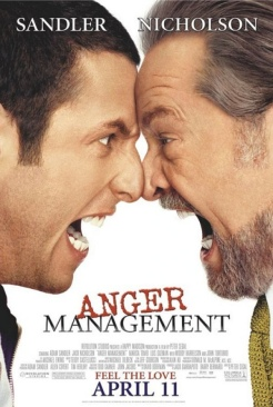 Anger Management - Blu-ray cover