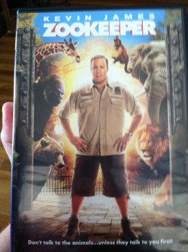 Zookeeper - DVD cover