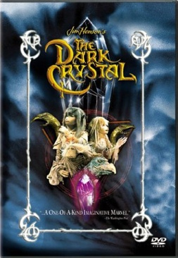 The Dark Crystal - DVD cover