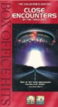 Close Encounters of the Third Kind - VHS cover