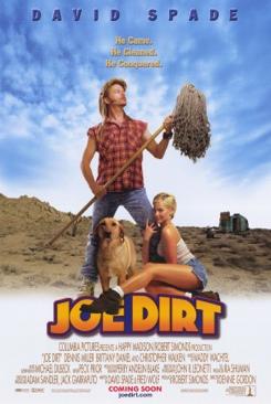 Joe Dirt - VHS cover
