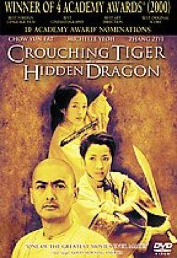 Crouching TigerHidden Dragon - DVD cover