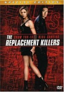 The Replacement Killers - DVD cover