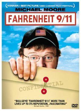 Fahrenheit 9/11 - Digital Copy cover
