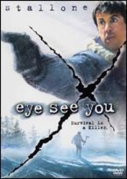 Eye See You - DVD cover