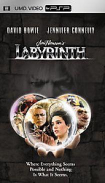 Labyrinth - UMD cover