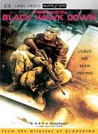 Black Hawk Down - UMD cover