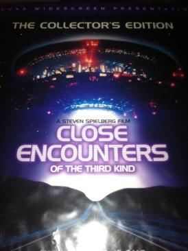 Close Encounters of the Third Kind - Laser Disc cover