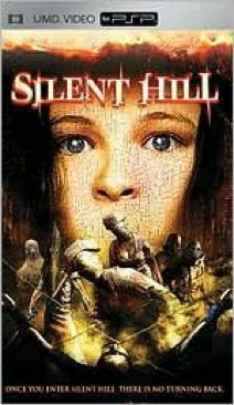 Silent Hill - UMD cover