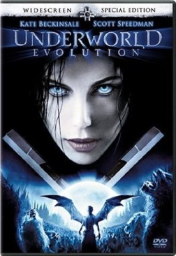 Underworld Evolution - DVD cover