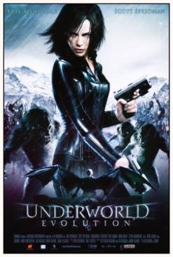 Underworld 3: Evolution - DVD cover