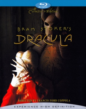 Bram Stoker's Dracula - Blu-ray cover