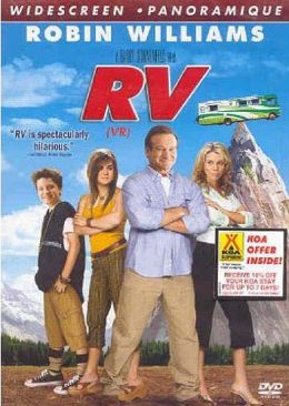 RV - DVD cover