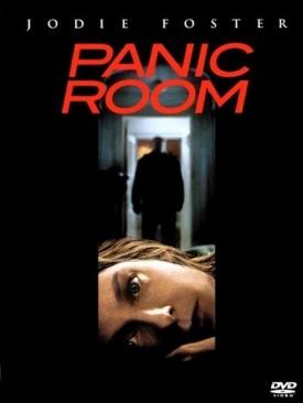 Panic Room - DVD cover