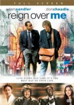 Reign Over Me (damaged) - DVD cover