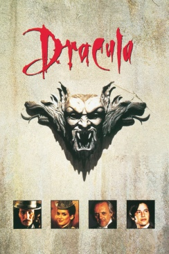 Dracula - DVD cover