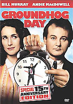 Groundhog Day - DVD cover