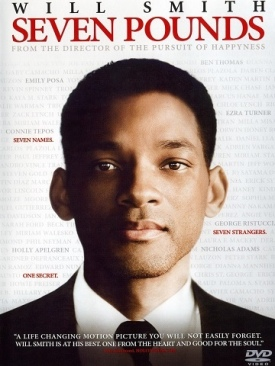 Seven Pounds - DVD cover