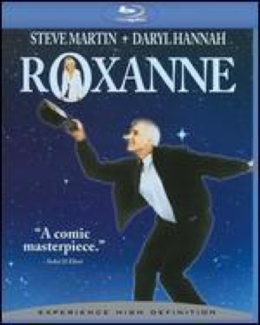 Roxanne - Blu-ray cover