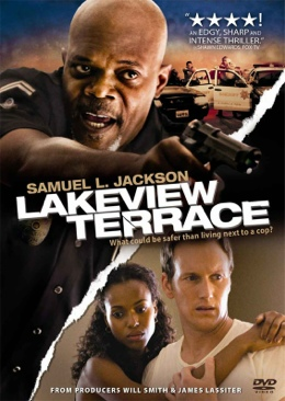 Lakeview Terrace - DVD cover