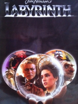 Labyrinth - Video CD cover