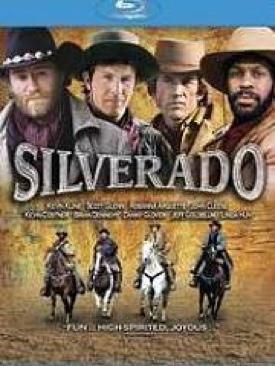 Silverado - Blu-ray cover