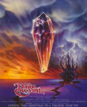 The Dark Crystal - Blu-ray cover