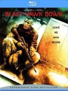 Black Hawk Down - Blu-ray cover