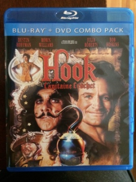 Hook - Blu-ray cover