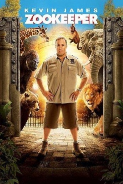 Zookeeper - HD DVD cover