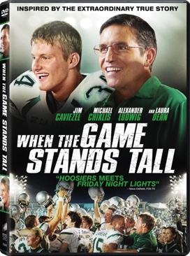 When The Game Stands Tall -  cover