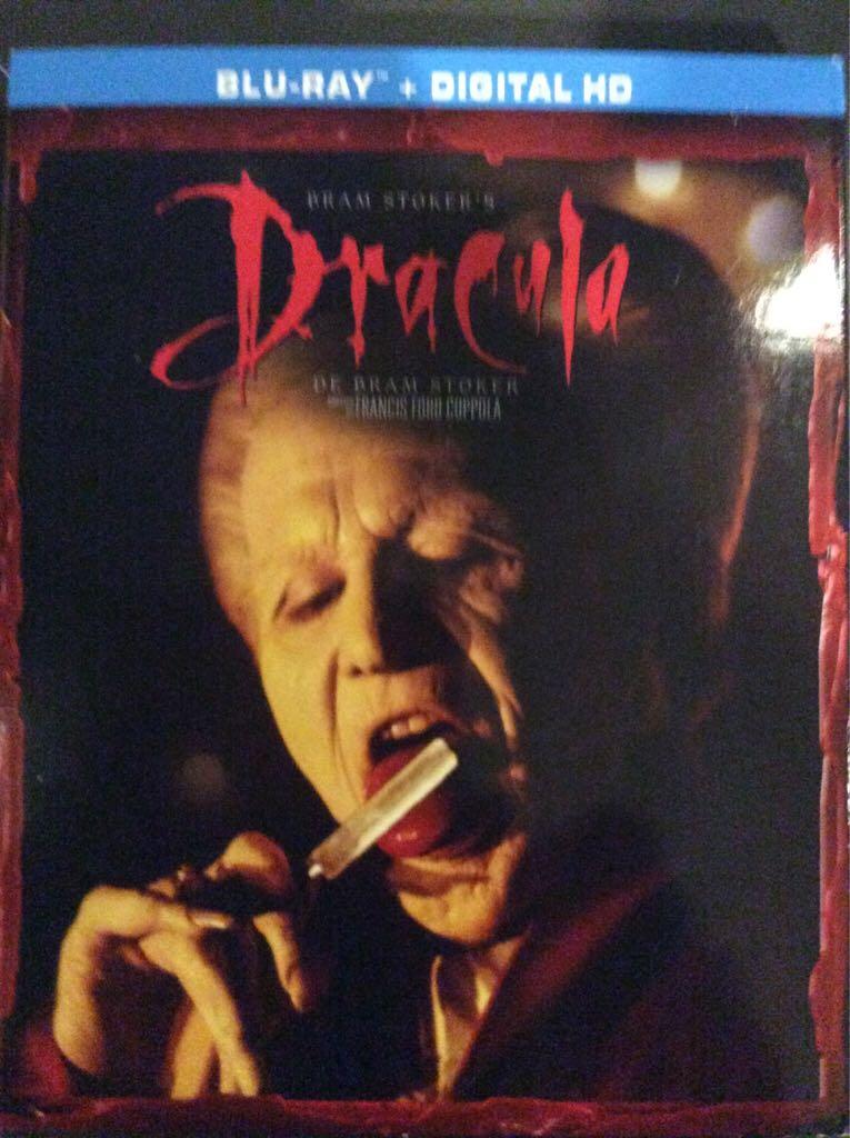 Dracula (Digi Book Cover) -  cover