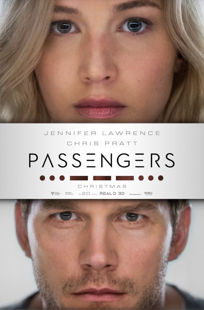 Passengers - DVD cover