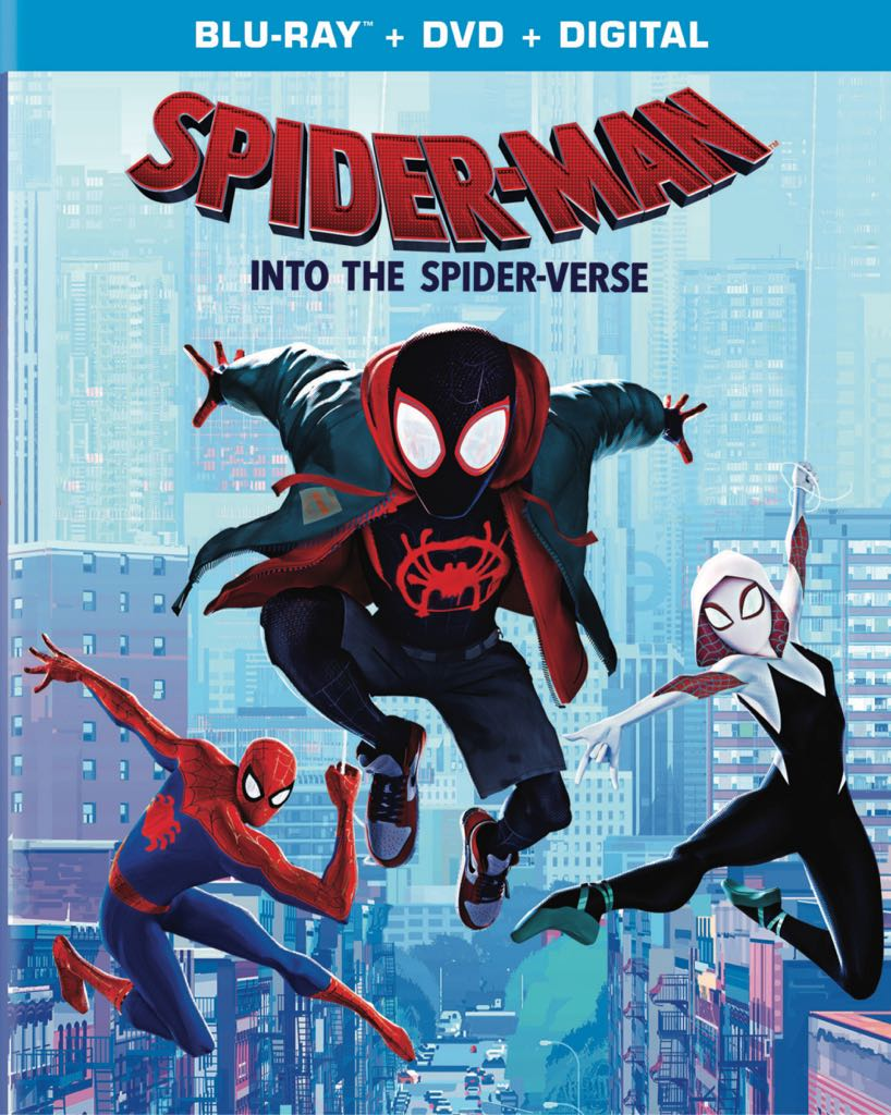 Spider-Man: Into The Universe -  cover